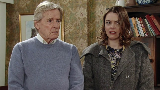 Ken Barlow in Coronation Street