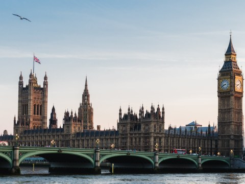 You can now have dinner at the Houses of Parliament