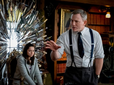 Knives Out was a perfect film – please, Rian Johnson, don't give us a sequel