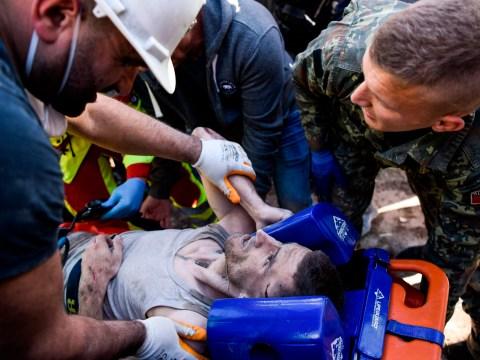 Devastating earthquake in Albania leaves 50 dead and 4,000 homeless