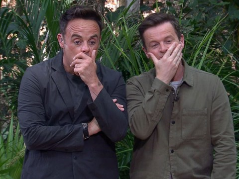 I'm A Celebrity fans think they've figured out why Ant and Dec cover their watches during Bushtucker Trials