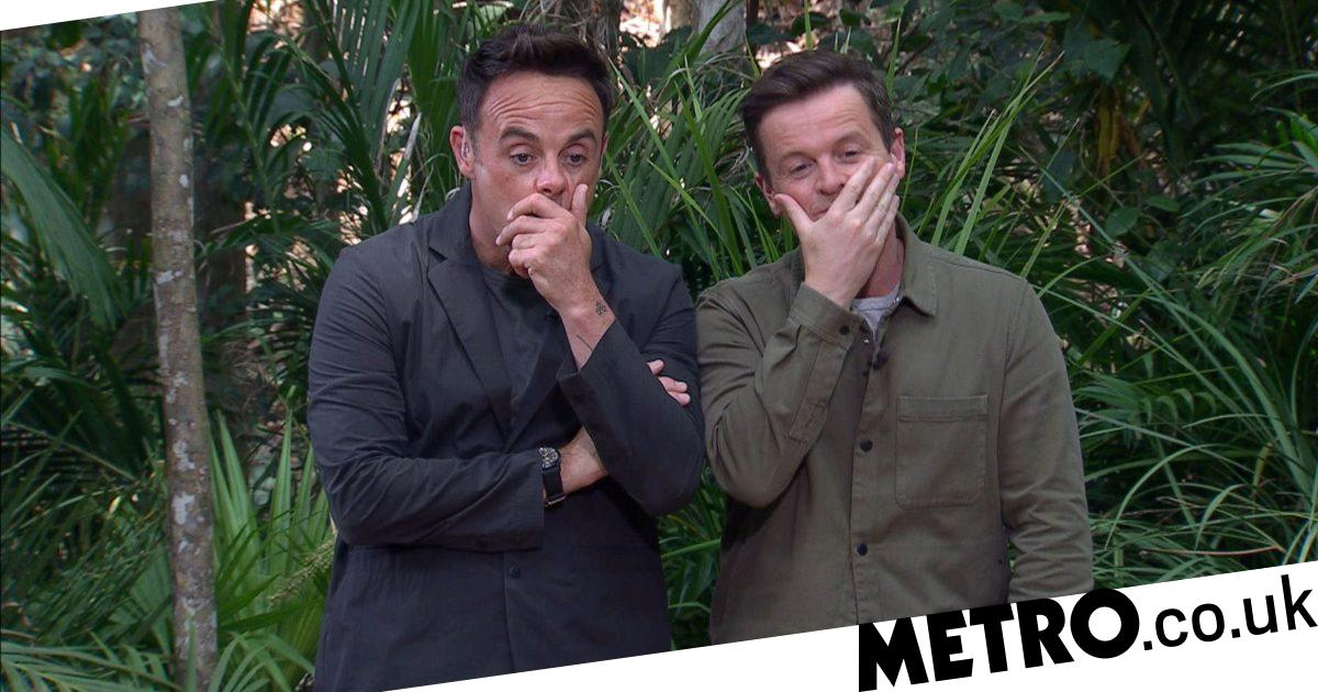 I'm A Celebrity fans figure out why Ant and Dec cover watches during trials