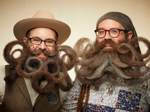 The best facial hair in the 2019 Beard and Moustache Championships is insane