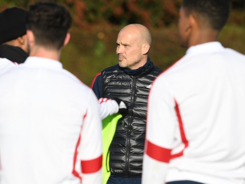 Freddie Ljungberg immediately promotes Arsenal youngster to first team squad after replacing sacked Unai Emery