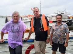 Jeremy Clarkson 'didn't care' what happened to Grand Tour co-hosts on season 4 boat trip
