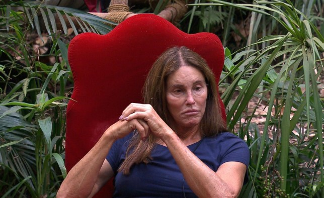 Caitlyn Jenner on I'm A Celebrity Get Me Out Of Here