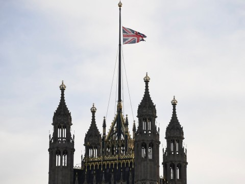 Flags lowered across country to honour victims of London terror attack