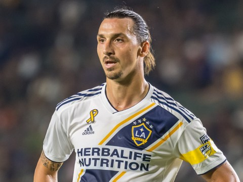 MLS commissioner Don Garber suggests Zlatan Ibrahimovic will sign for AC Milan