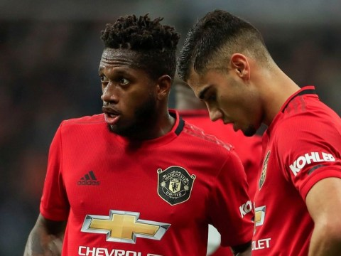 Paul Scholes slams Manchester United duo Andreas Pereira and Fred
