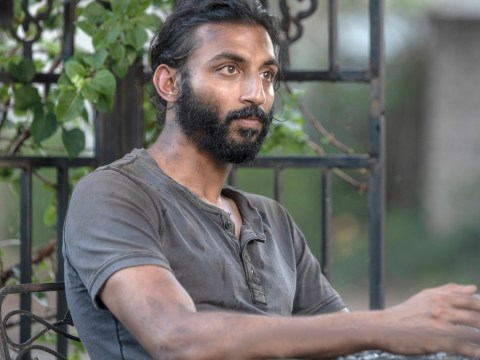 The Walking Dead's Avi Nash 'was just about ready to lose it' filming his Siddiq exit