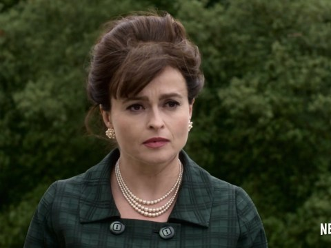 Who does Helena Bonham Carter play in The Crown season 3?