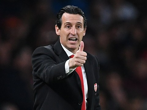 Unai Emery adamant he retains support of Arsenal board after Southampton draw
