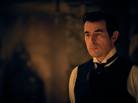 What time is Dracula on BBC One tonight and who stars in it?