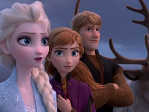 When is Frozen 2 out in the UK and what is the running time?