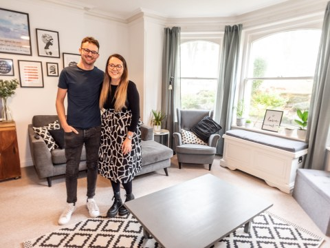 What I Rent: Carys and Jamie, £487.50 each a month for a one-bedroom flat in Hove