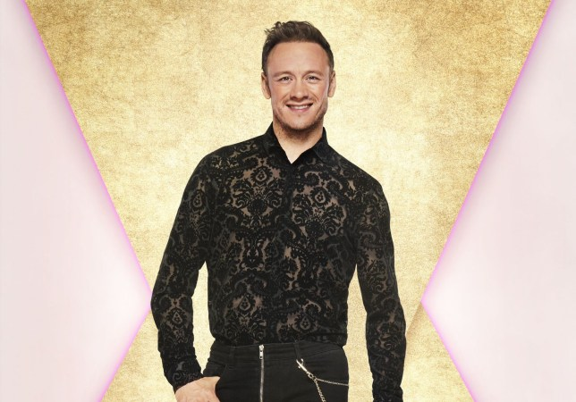 Programme Name: Strictly Come Dancing 2019 - TX: n/a - Episode: Strictly Come Dancing 2019 - Generics (No. n/a) - Picture Shows: Kevin Clifton - (C) BBC - Photographer: Ray Burmiston