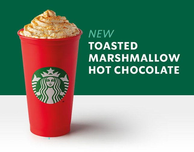 When Does Starbucks Christmas Menu Launch And Will The Red