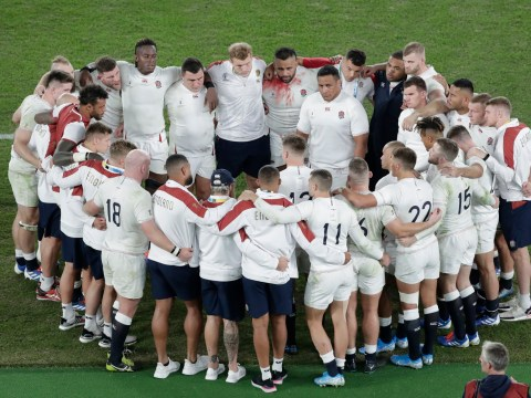 What Owen Farrell told England players immediately after World Cup final defeat against South Africa