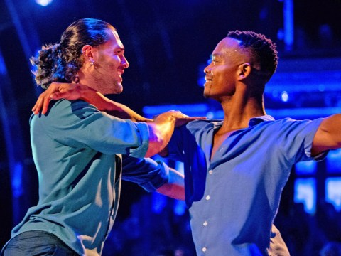 Strictly viewers' 'hearts burst' as Johannes and Graziano perform first same-sex routine in show's 15-year history