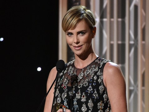 Charlize Theron says gender neutral awards show categories can't come 'soon' enough