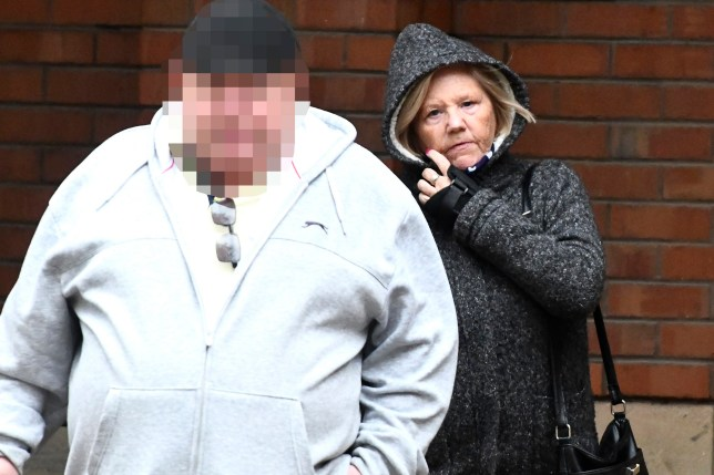 "A benefits cheat fraudulently claimed thousands of pounds while living in Spain - because her health problems were ""alleviated by warm weather"". Kathleen Jones, 63, lied in interview even after she was caught and presented with flight information obtained by the Department for Work and Pensions (DWP), Hull Crown Court heard. Caption: Kathleen Jones leaving Hull Crown Court"