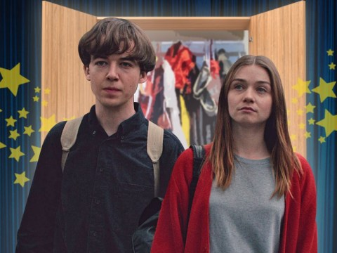 Back Into The Closet: Why James Lawther kept his hand in a Ziploc bag behind-the-scenes to the hidden meaning behind Alyssa's jackets, all the costume secrets from The End Of The F***ing World
