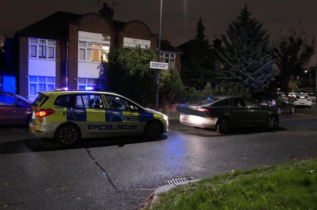 Police officer injured in hit and run after suspect rammed her car