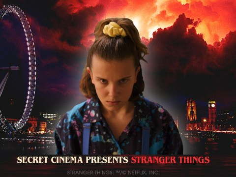 Stranger Things: Secret Cinema teases dozens of easter eggs and familiar faces ahead of trip back to 1985