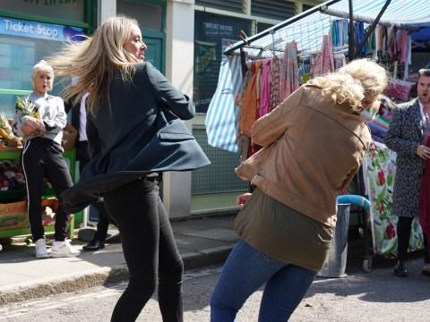 EastEnders spoilers: Mel Owen snaps and violently attacks Lisa Fowler ahead of crash exit