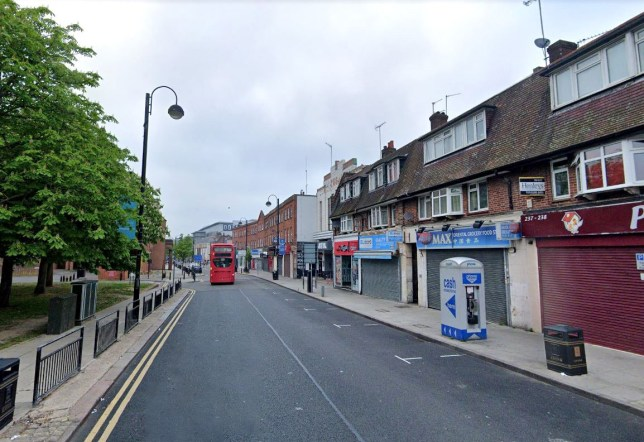 Teenage boy knifed to death and another injured on busy high street