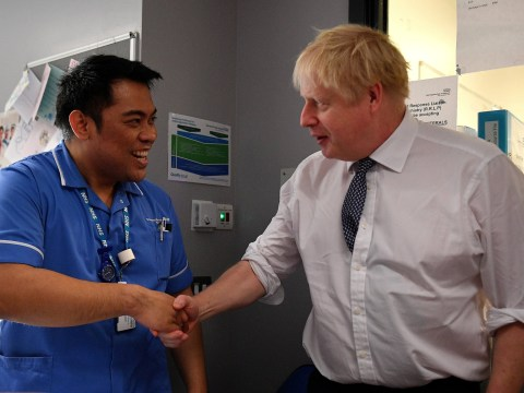 Boris Johnson to make £34,000,000,000 NHS pledge in Queen's Speech