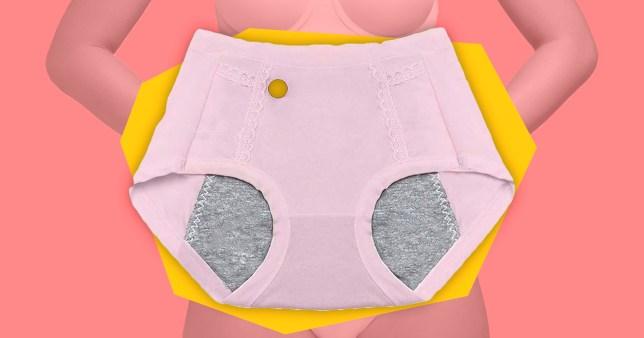 Heated underwear