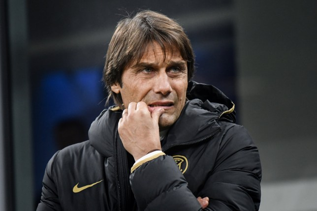 Inter Milan manager Antonio Conte is reportedly under police protection in Italy