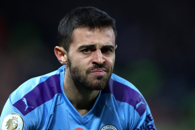 Bernardo Silva will miss Manchester City's clash against Chelsea due to suspension
