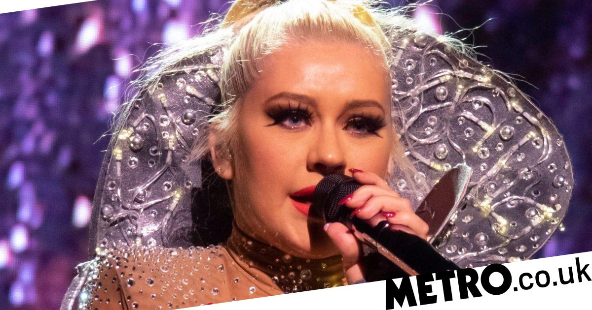 Christina Aguilera review: Fighter singer's X Tour comes to London - Metro.co.uk