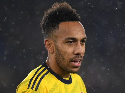 Pierre-Emerick Aubameyang refusing Arsenal offer due to Unai Emery uncertainty