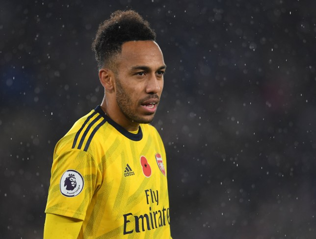 Pierre-Emerick Aubameyang is unwilling to commit his future to Arsenal