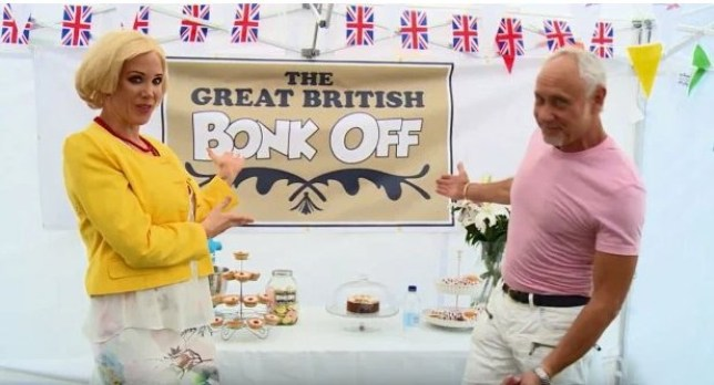 Great British Bake Off porn parody 'leaves Channel 4 fuming' as it's protected by copyright law