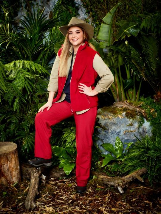 I'm A Celebrity contestant Jacqueline Jossa