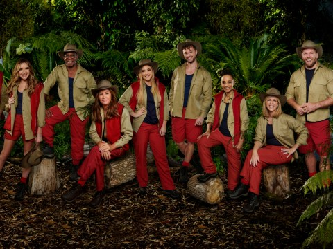 Who left I'm A Celebrity last night and how many celebrities remain in the jungle?