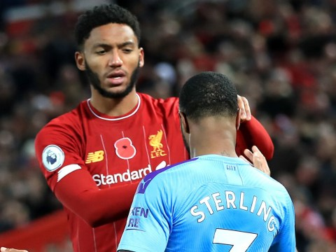 Jordan Henderson played key role in diffusing Raheem Sterling's bust-up with Joe Gomez