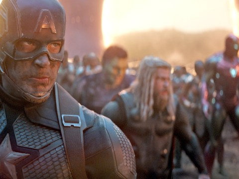 Avengers: Endgame released script reveals emotional final line and Captain America time travel details