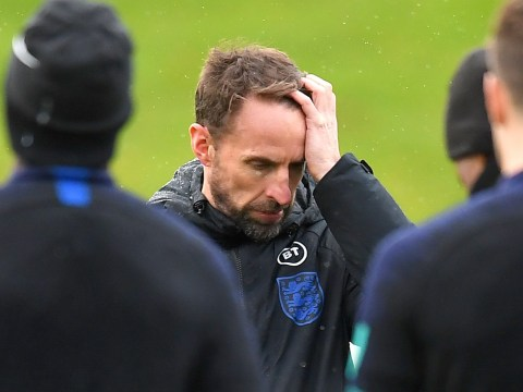 Gareth Southgate says England squad are 'moving forward' after Raheem Sterling's row with Joe Gomez