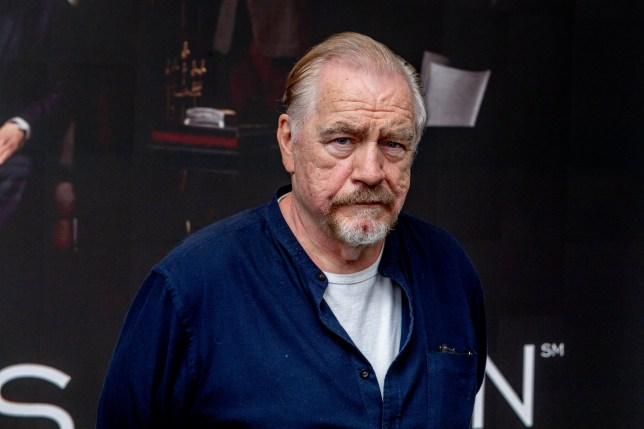 Brian Cox says he was 'very against' smoking weed before picking it up at 50, but is convinced it makes politics 'easier to bear'