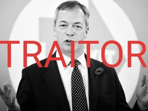 Brexit Party members turn on 'traitor' Nigel Farage after pact with Boris