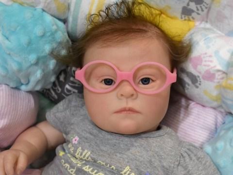 Texas woman creates hyper realistic Down Syndrome baby dolls