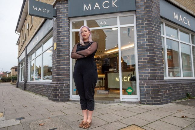 Assitant Manager of Mack hair salon Brogan Gregory, 27 in Chelmsford, Essex. See SWNS Cambridge copy SWCAhirdressers: A street in Essex has TWELVE hairdressers within 400 meters of each other- and businesses say it's because customers there are vying to achieve the TOWIE look. Moulsham street in Chelmsford is only 0.8 miles long- but is home to a flurry of hairdressers and salons who compete daily for customers. And while twelve hairdressers seems like a lot they say the huge demand for people trying to look like reality TV stars from The Only Way is Essex keeps them all afloat.