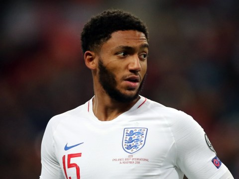 Joe Gomez 'devastated' after being booed by England fans after Raheem Sterling bust-up