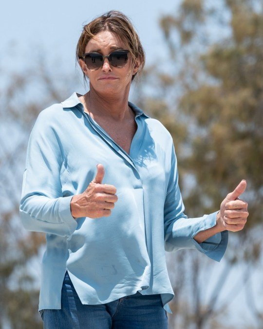 Editorial use only Mandatory Credit: Photo by James Gourley/ITV/REX (10475898p) Caitlyn Jenner 'I'm a Celebrity? Get Me Out of Here!' TV Show, Series 19, Australia - 17 Nov 2019