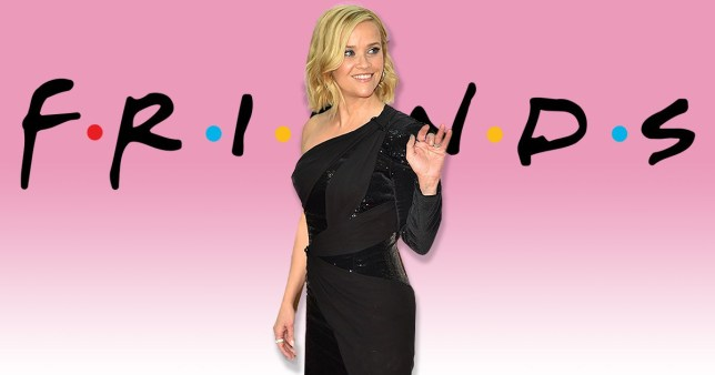 Reese Witherspoon turned down a second chance return for Friends